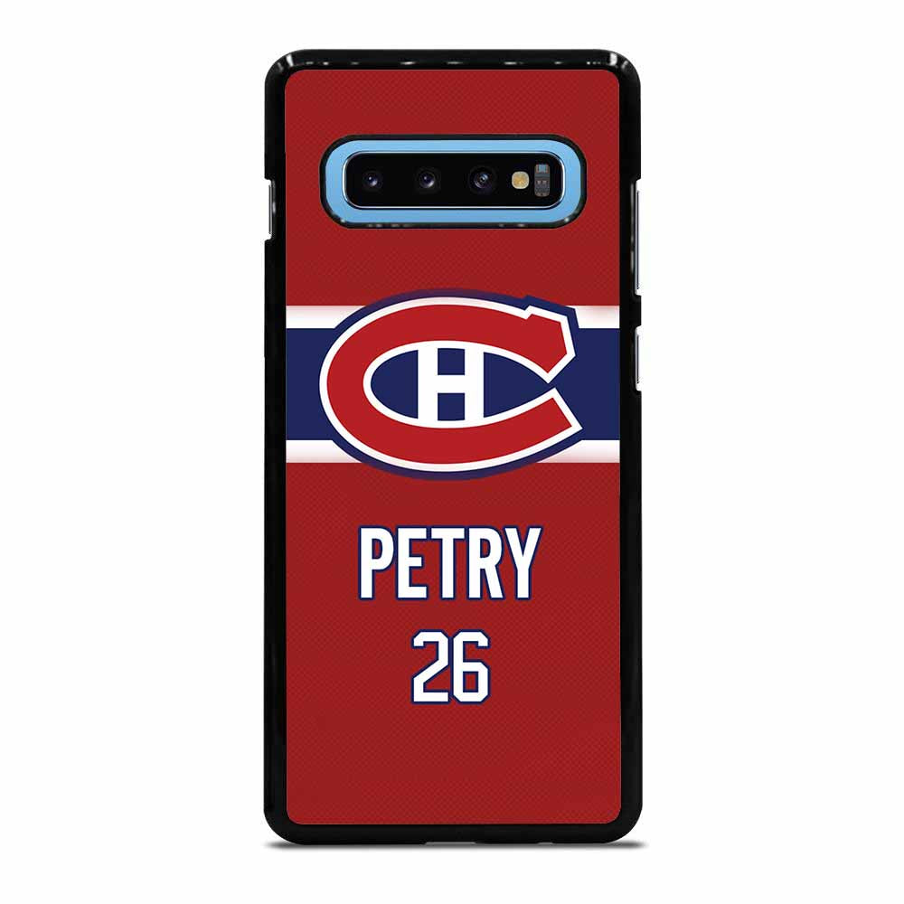 CANADIENS MAIN ROSTER Samsung Galaxy S10 Plus case