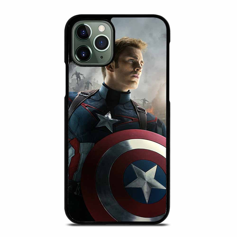 CAPTAIN AMERICA iPhone 11 Pro Max Case