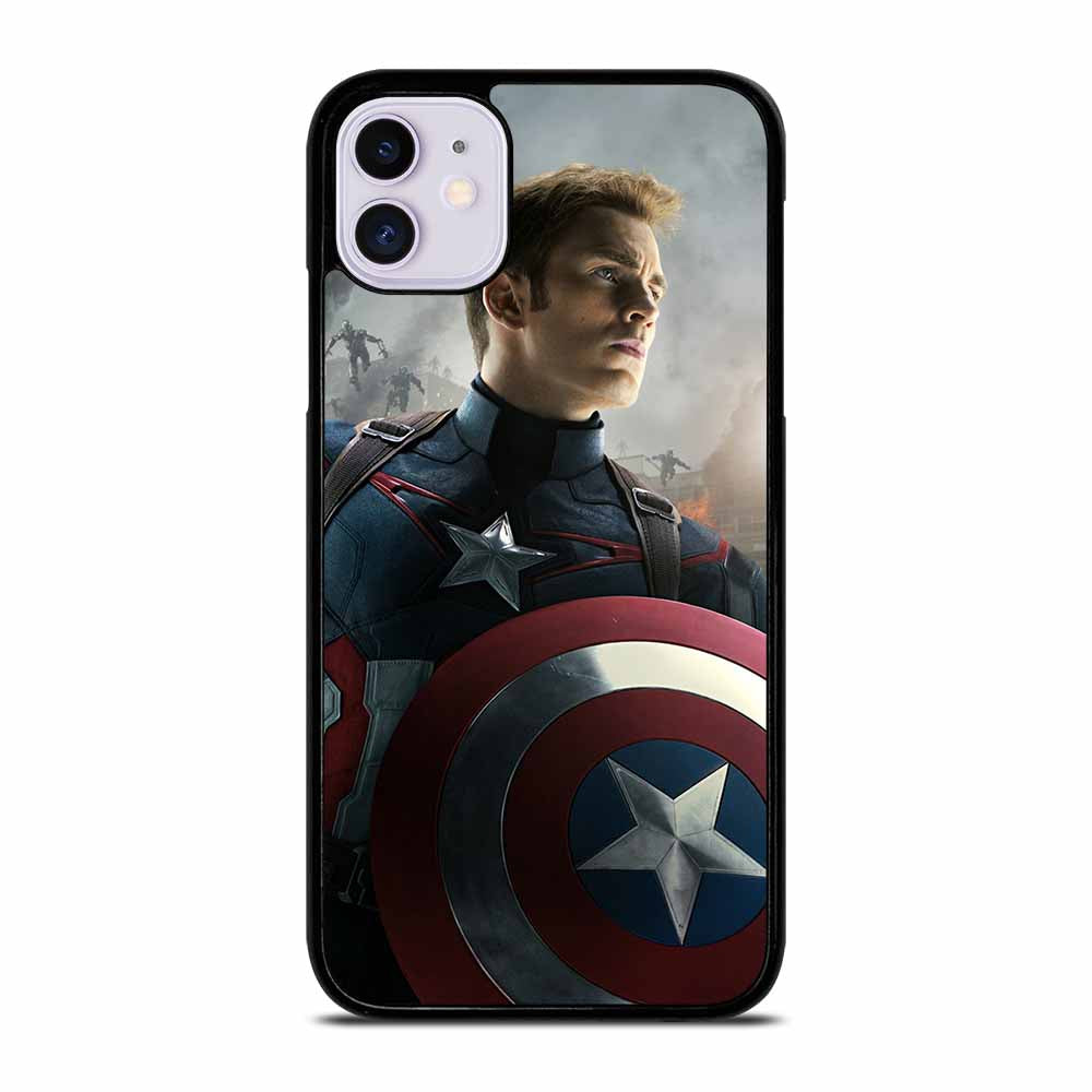 CAPTAIN AMERICA iPhone 11 Case