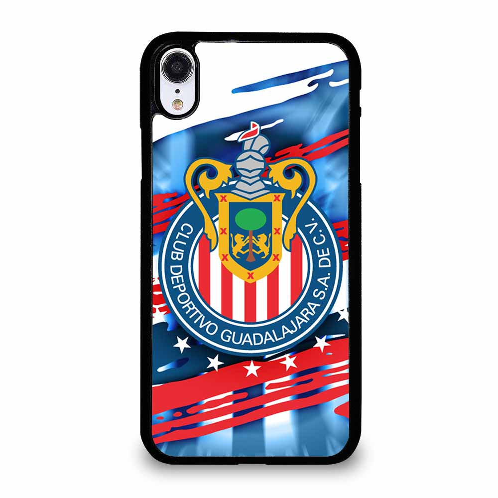 CHIVAS CLUB LOGO iPhone XR Case