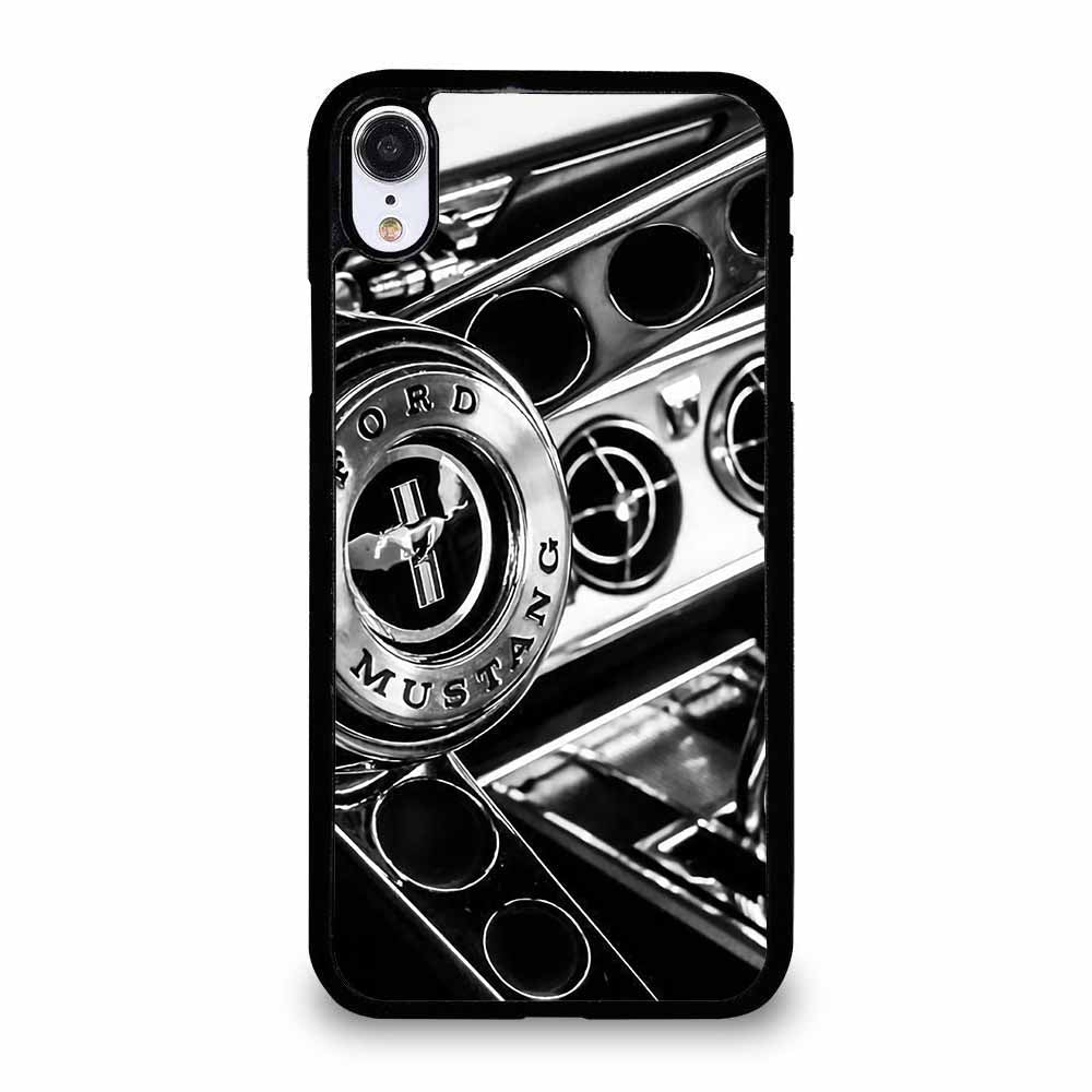 CLASSIC MUSTANG INTERIOR iPhone XR Case