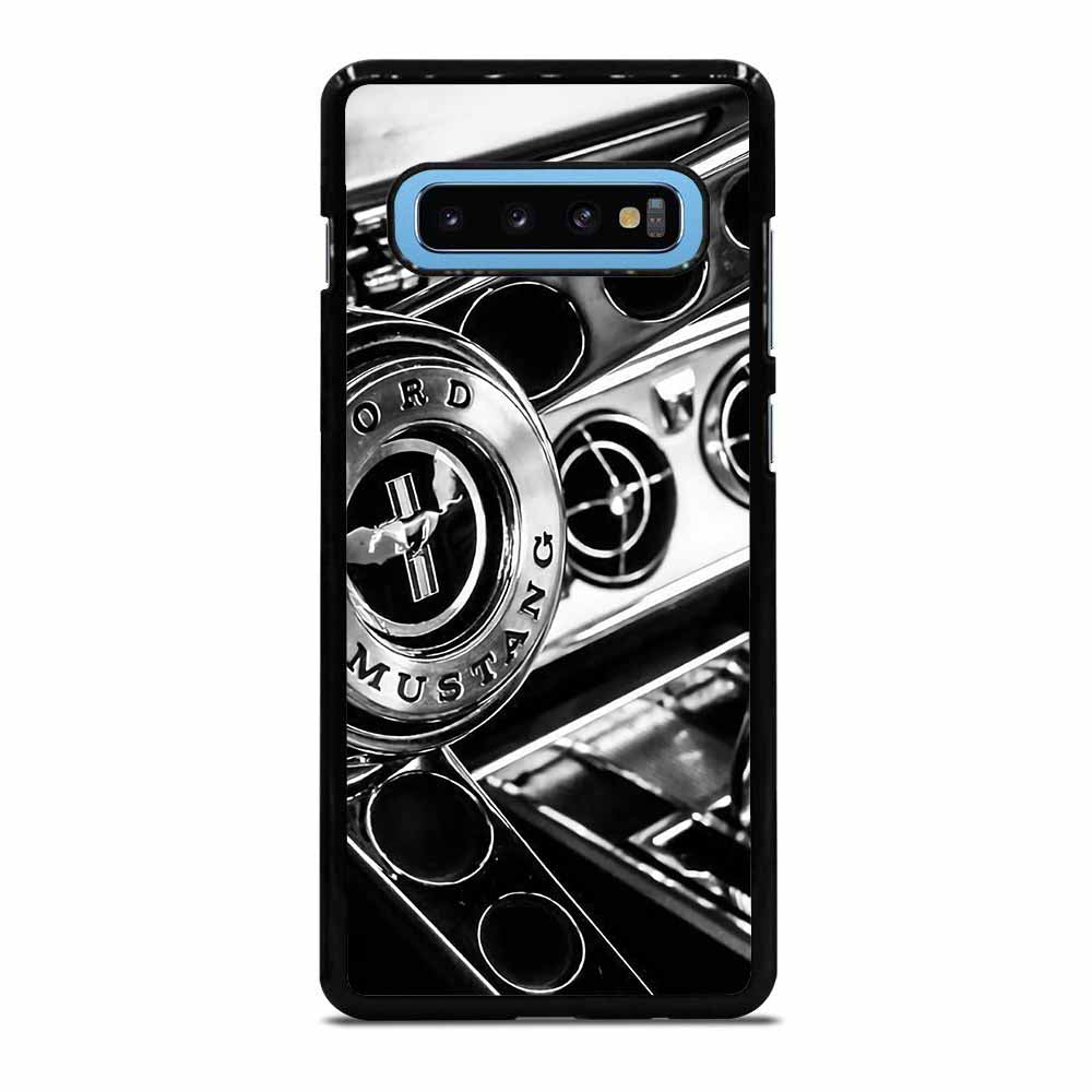 CLASSIC MUSTANG INTERIOR Samsung Galaxy S10 Case