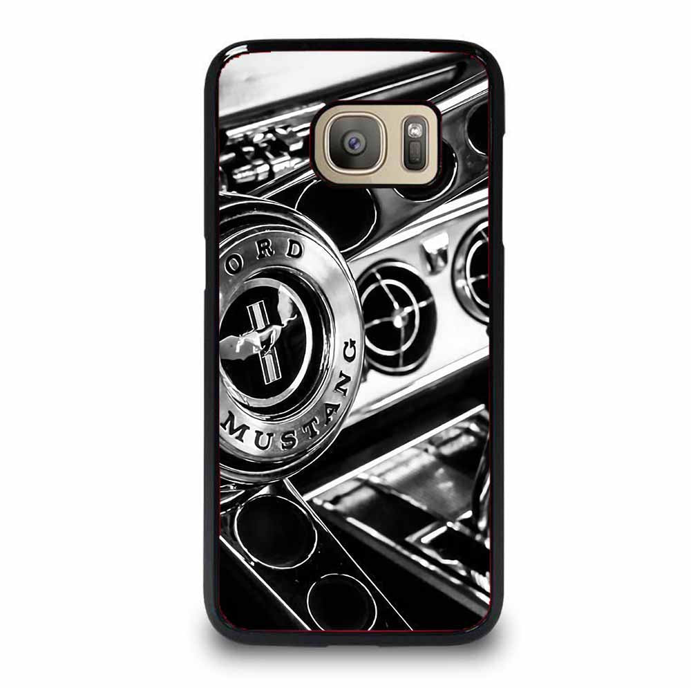 CLASSIC MUSTANG INTERIOR Samsung Galaxy S7 Case