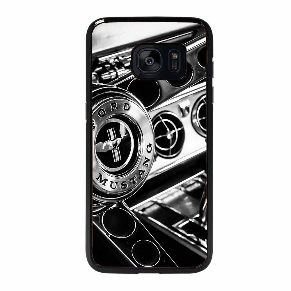 CLASSIC MUSTANG INTERIOR Samsung Galaxy 7 Edge Case