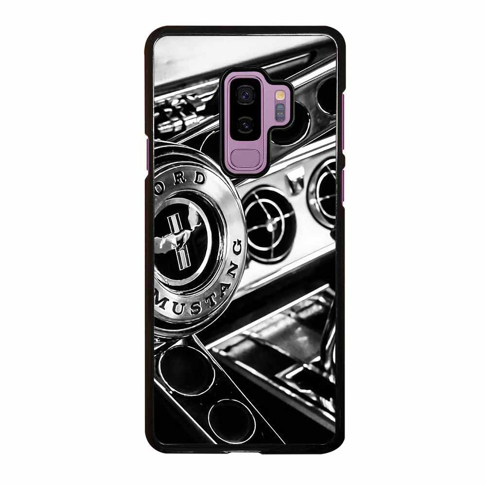 CLASSIC MUSTANG INTERIOR Samsung Galaxy S9 Plus Case