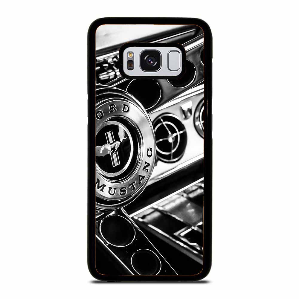 CLASSIC MUSTANG INTERIOR Samsung Galaxy S8 Case