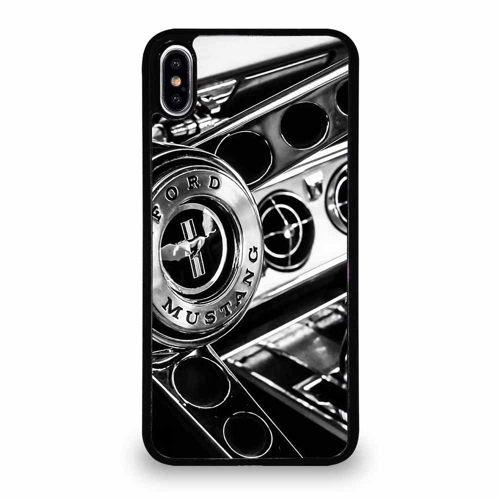 CLASSIC MUSTANG INTERIOR iPhone XS Max Case