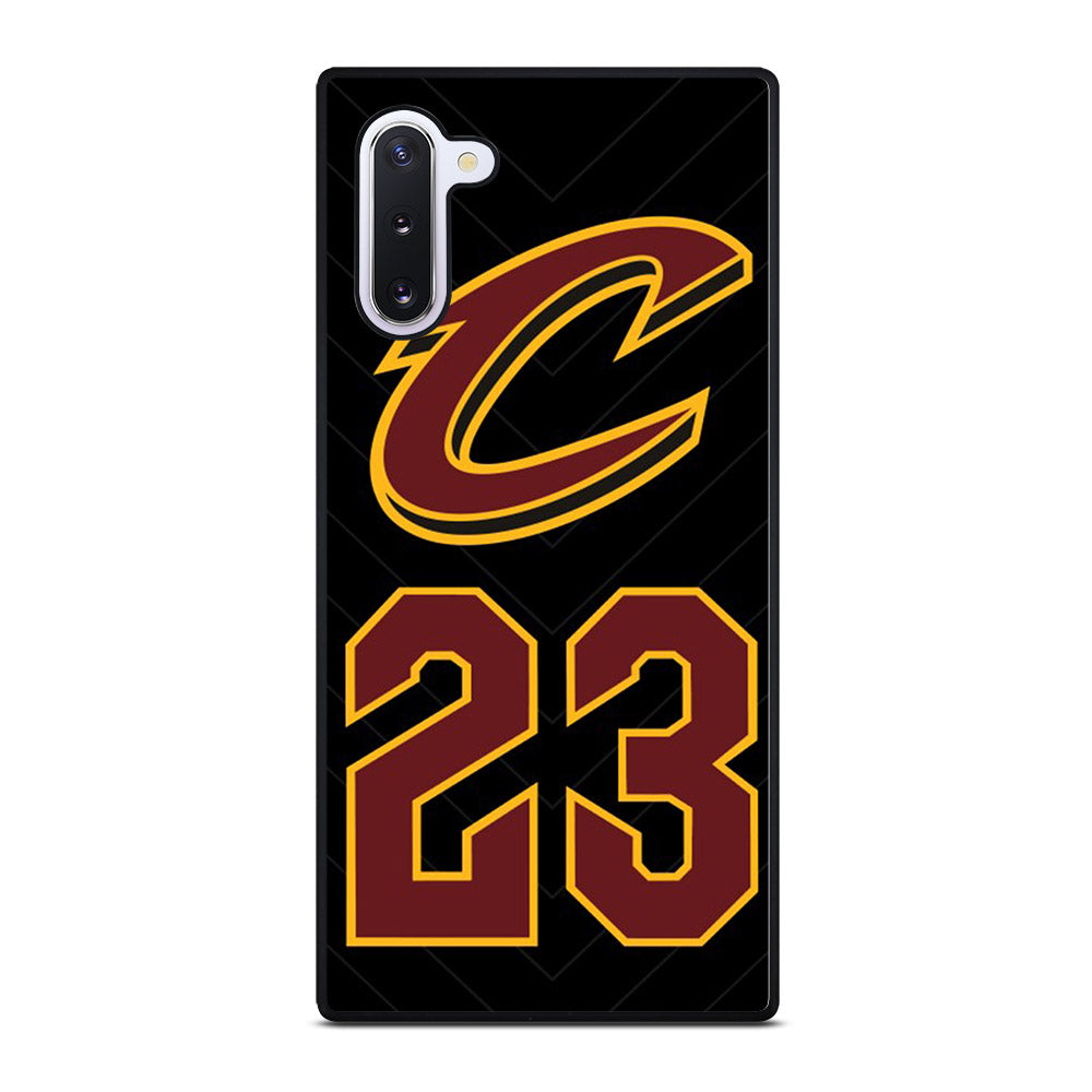 CLEVELAND CAVALIERS C 23 Samsung Galaxy Note 10 case