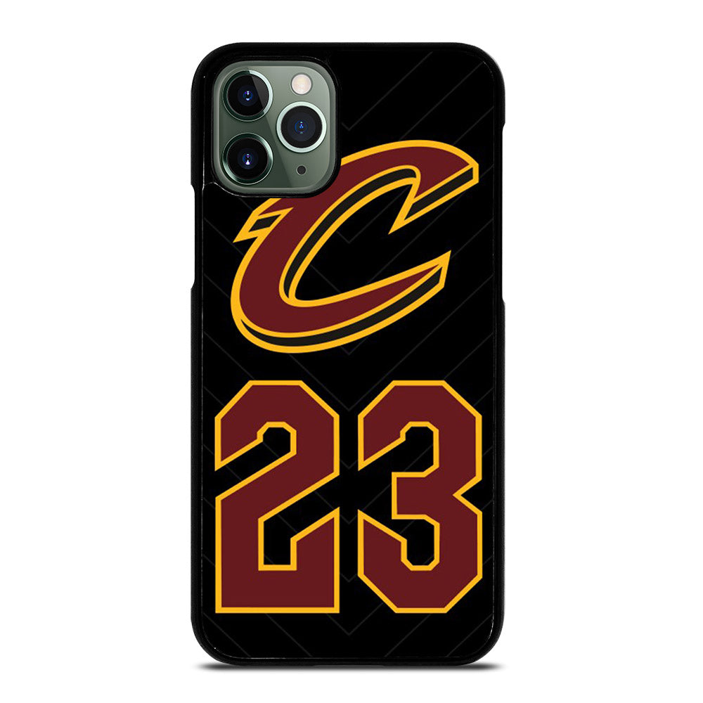 CLEVELAND CAVALIERS C 23 iPhone 11 Pro Max Case