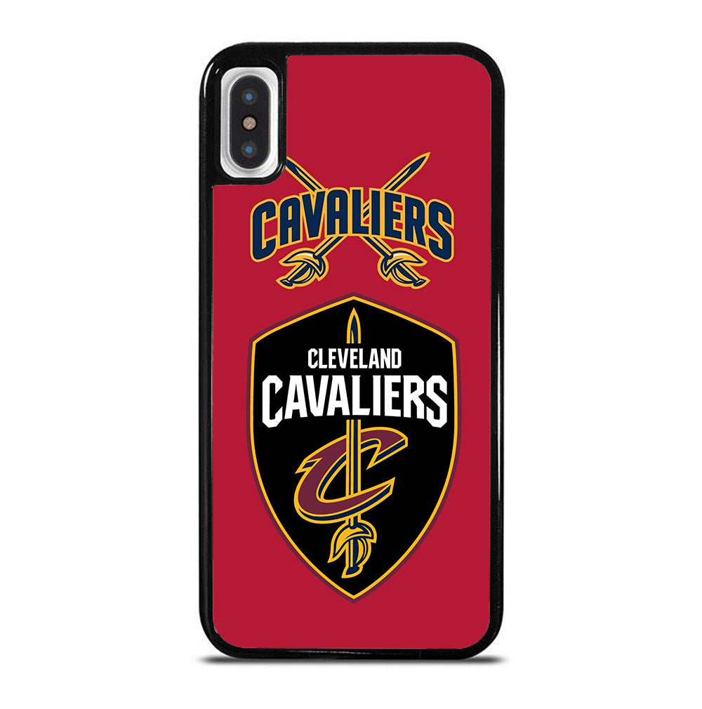 CLEVELAND CAVALIERS LOGO 1 iPhone X / XS Case