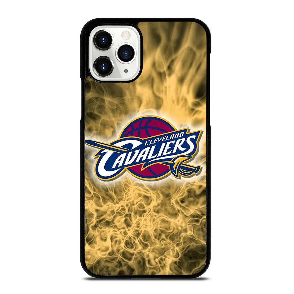 CLEVELAND CAVALIERS LOGO GOLD iPhone 11 Pro Case