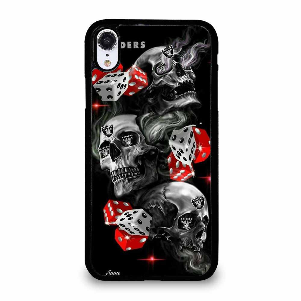 CLUB RAIDERS-1 iPhone XR Case