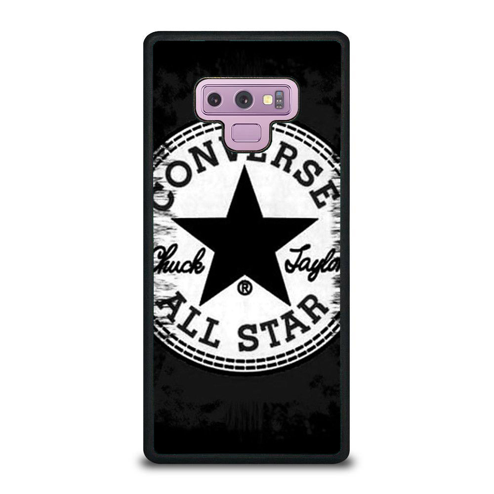 CONVERSE ALL STAR LOGO Samsung Galaxy Note 9 case