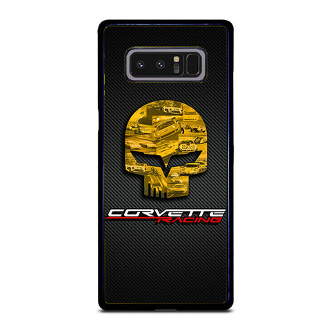 CORVETTE RACING LOGO Samsung Galaxy Note 8 case