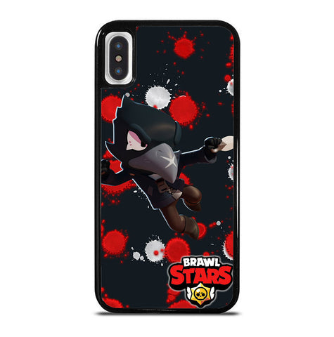 CROW BRAWL STARS iPhone X / XS Case