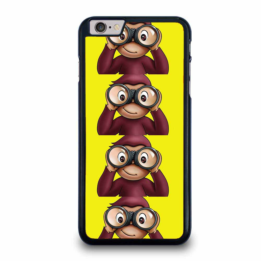 CURIOUS GEORGE iPhone 6 / 6S case