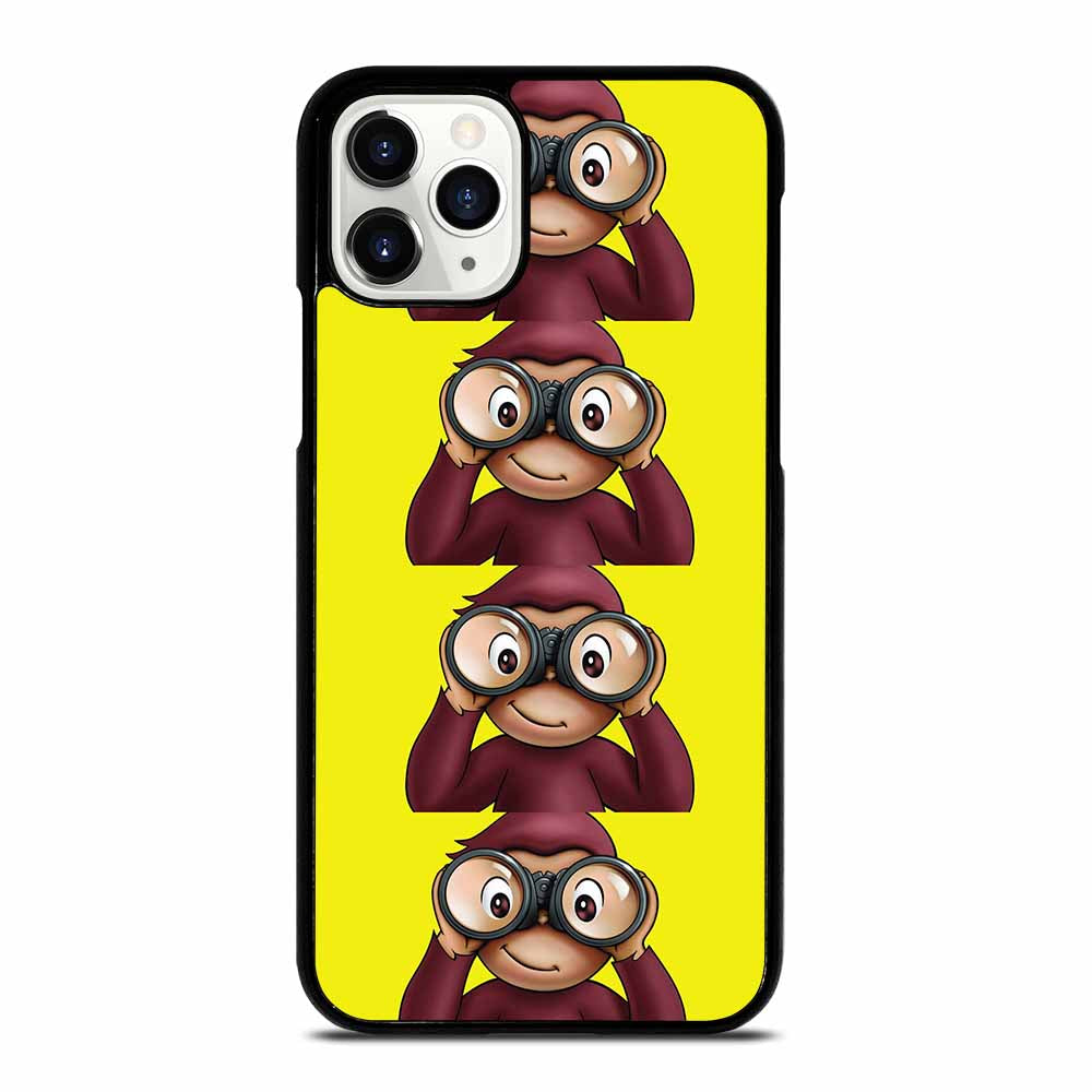 CURIOUS GEORGE iPhone 11 Pro Case