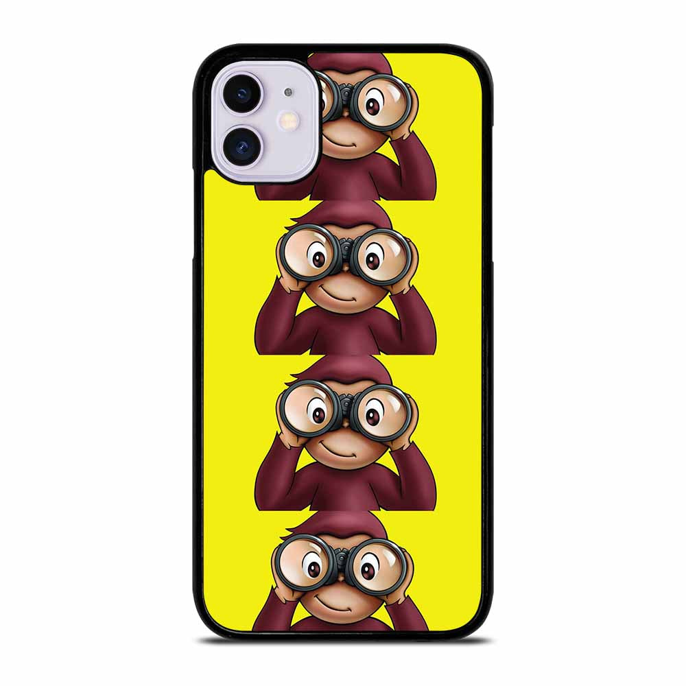 CURIOUS GEORGE iPhone 11 Case