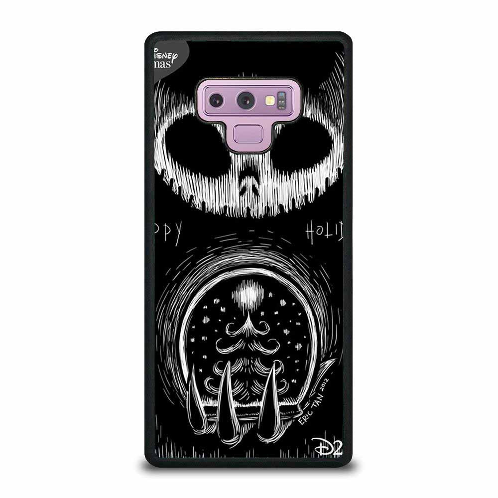 DISNEY CHRISTMAS HAPPY Samsung Galaxy Note 9 case