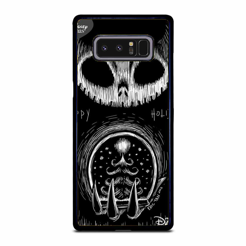 DISNEY CHRISTMAS HAPPY Samsung Galaxy Note 8 case