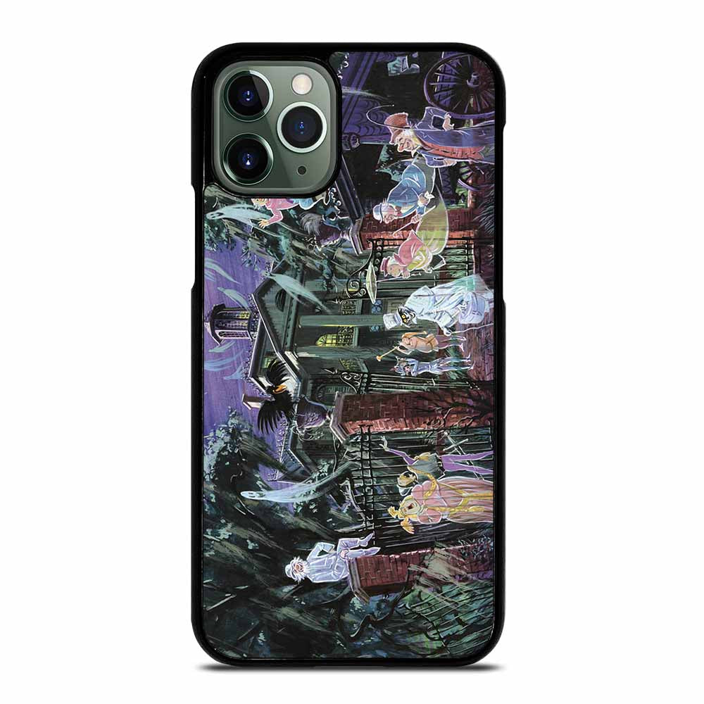 DISNEY HAUNTED MANSION NEW iPhone 11 Pro Max Case