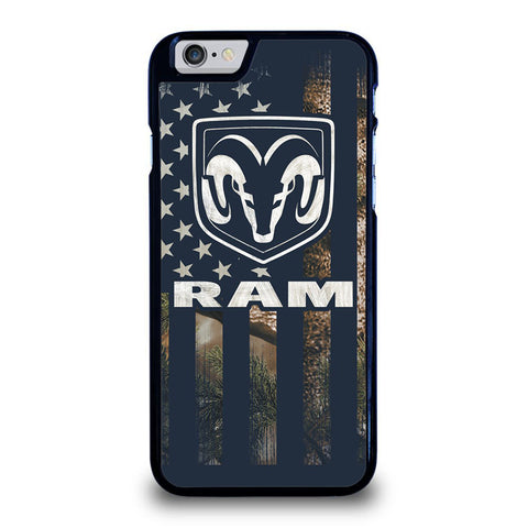 DODGE RAM FLAG iPhone 6 / 6S case