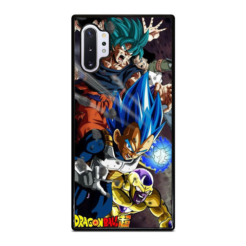 DRAGON BALL Z CHARACTER Samsung Galaxy Note 10 Plus case