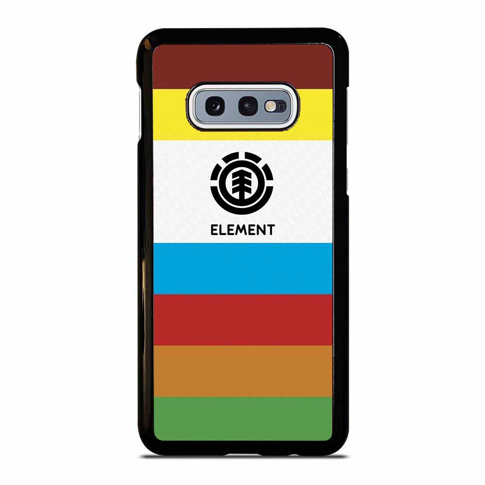ELEMENT ICON RAINBOW Samsung Galaxy S10E case