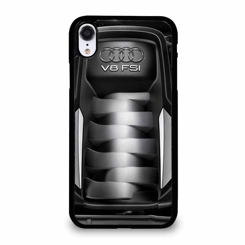 ENGINE AUDI SPORTS V8 iPhone XR Case