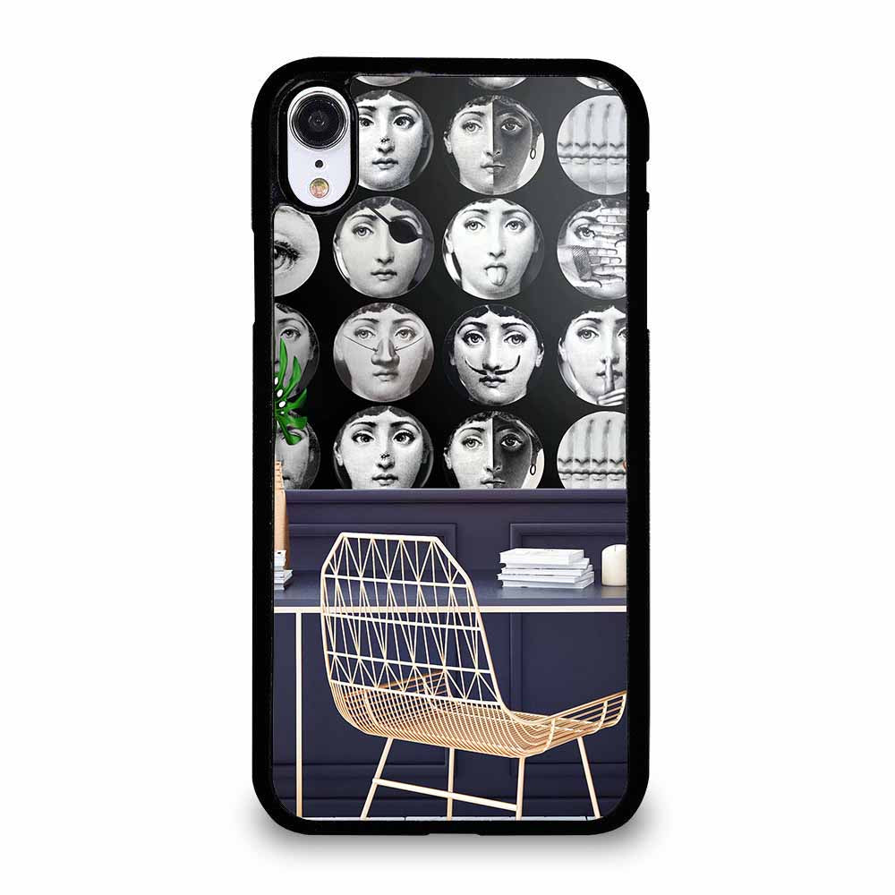 FORNASETTI FACE iPhone XR Case