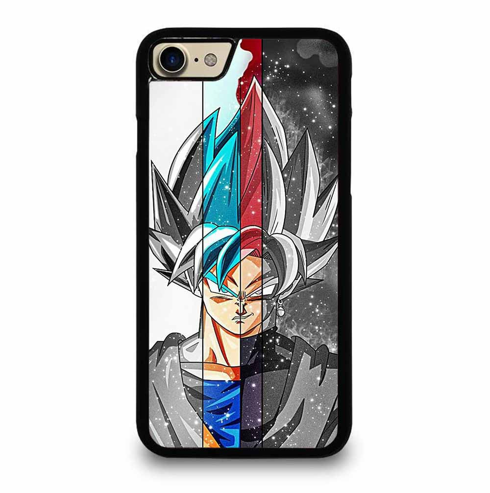 FUSION ALL SUPER SAIYAN SONGOKU iPhone 7 / 8 Case