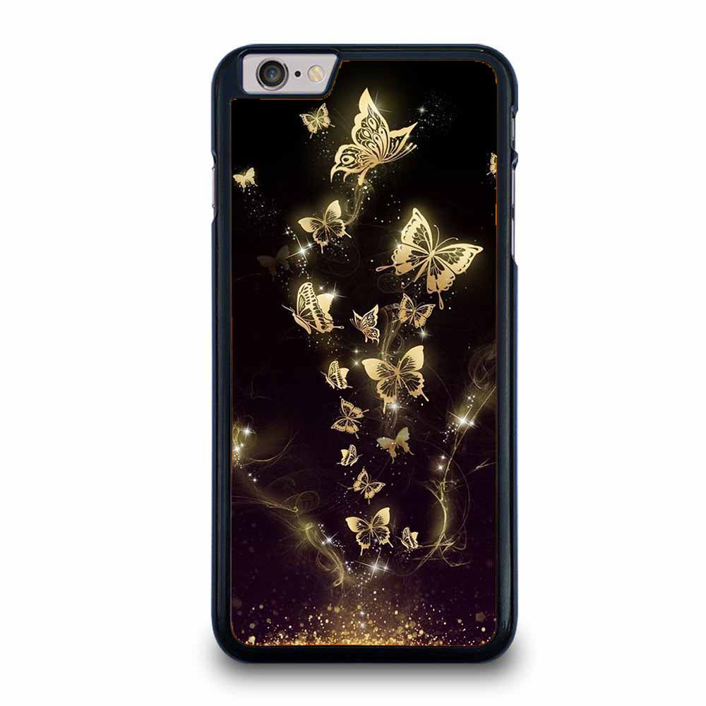 GOLDEN BTTERFLAY 1 iPhone 6 / 6S Plus case