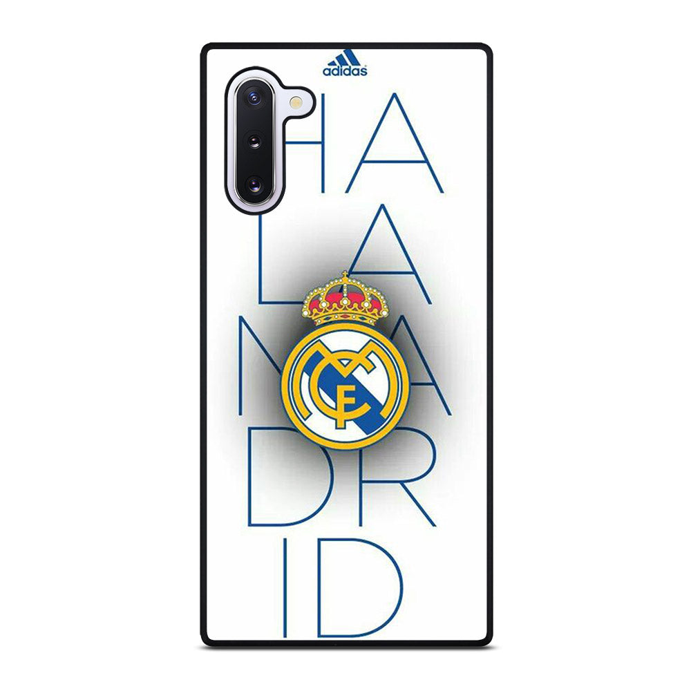 HALAMADRID LOGO Samsung Galaxy Note 10 case