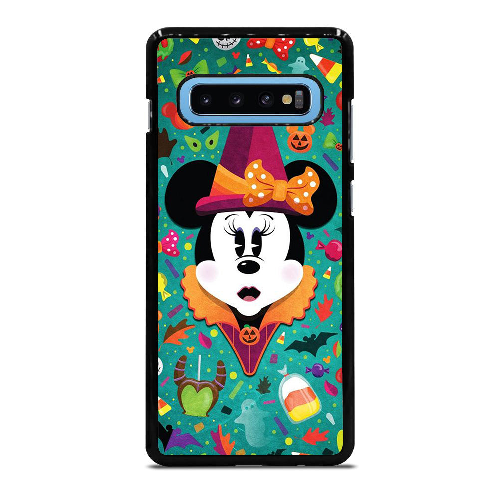 HALLOWEEN MINNIE MOUSE Samsung Galaxy S10 Plus case