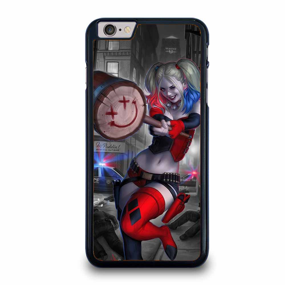 HARLEY QUINN HAMMER iPhone 6 / 6S Plus case