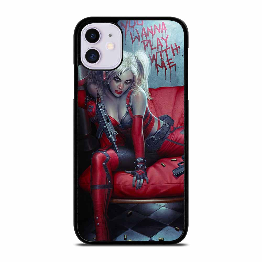 HARLEY QUINN HOT iPhone 11 Case
