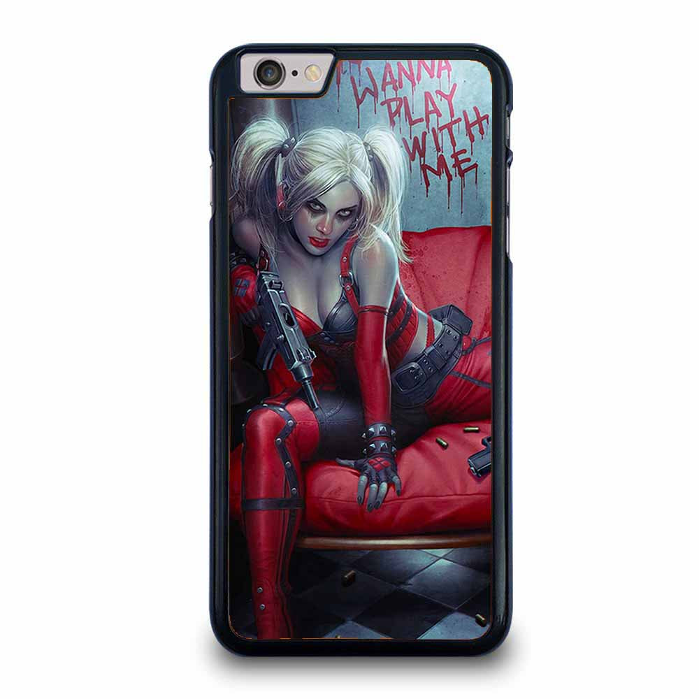 HARLEY QUINN HOT iPhone 6 / 6S case