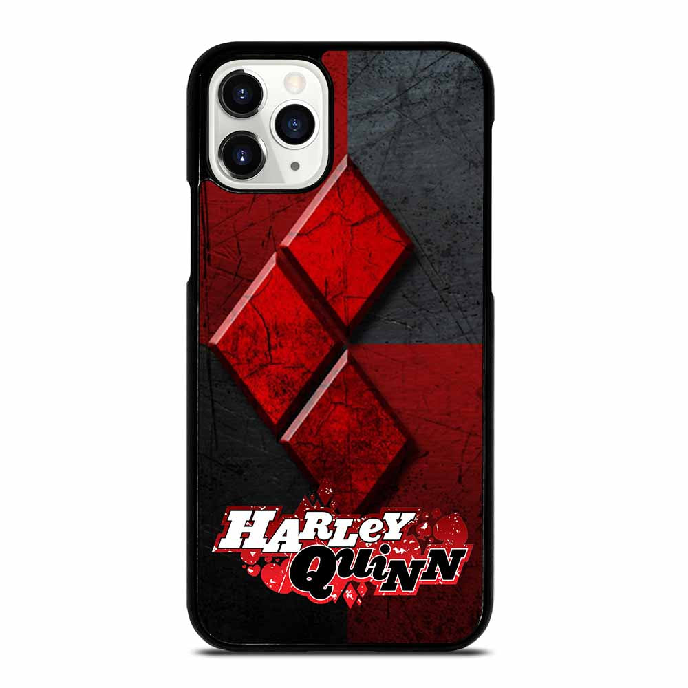 HARLEY QUINN LOGO iPhone 11 Pro Case