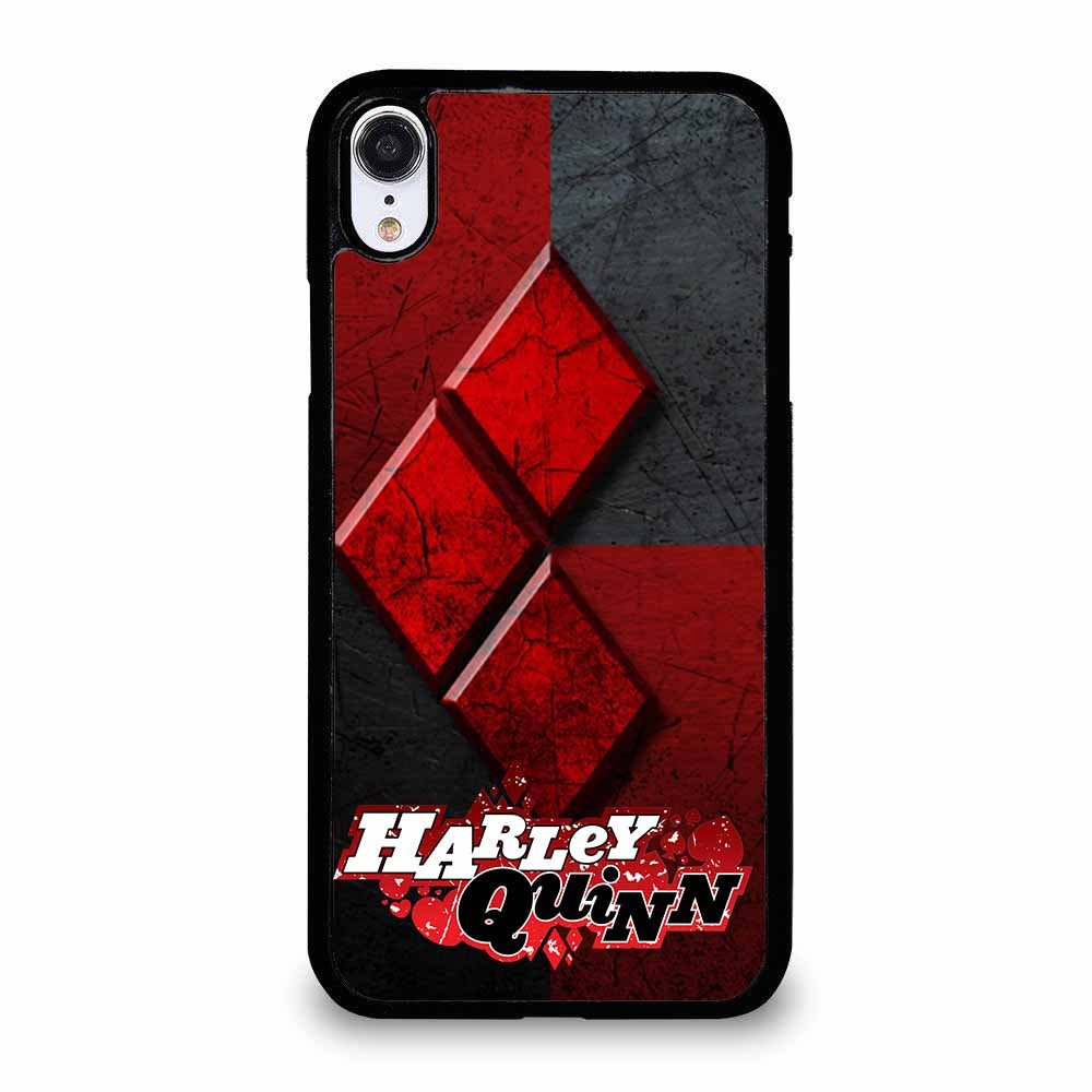 HARLEY QUINN LOGO iPhone XR Case