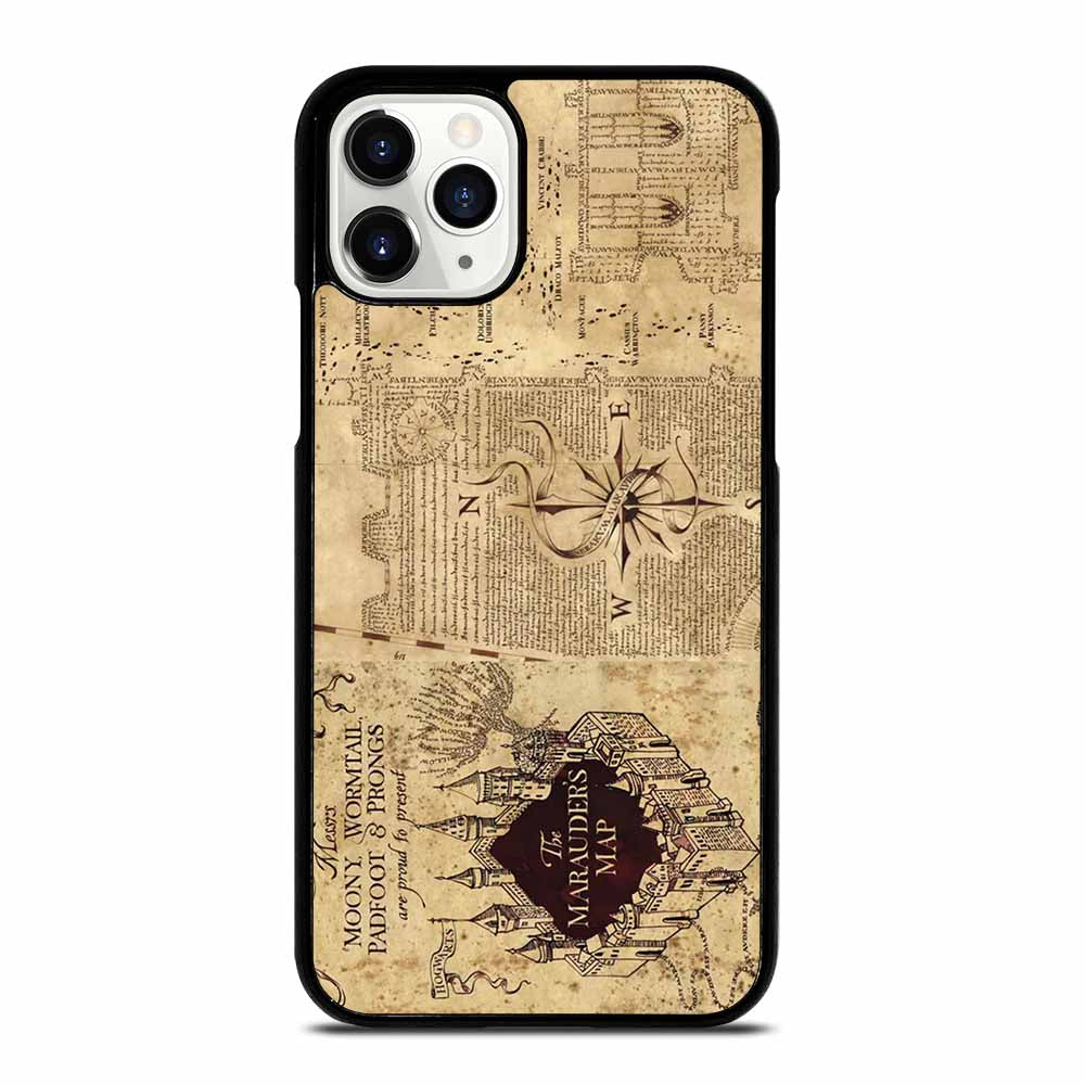 HARRY POTTER MAP iPhone 11 Pro Case