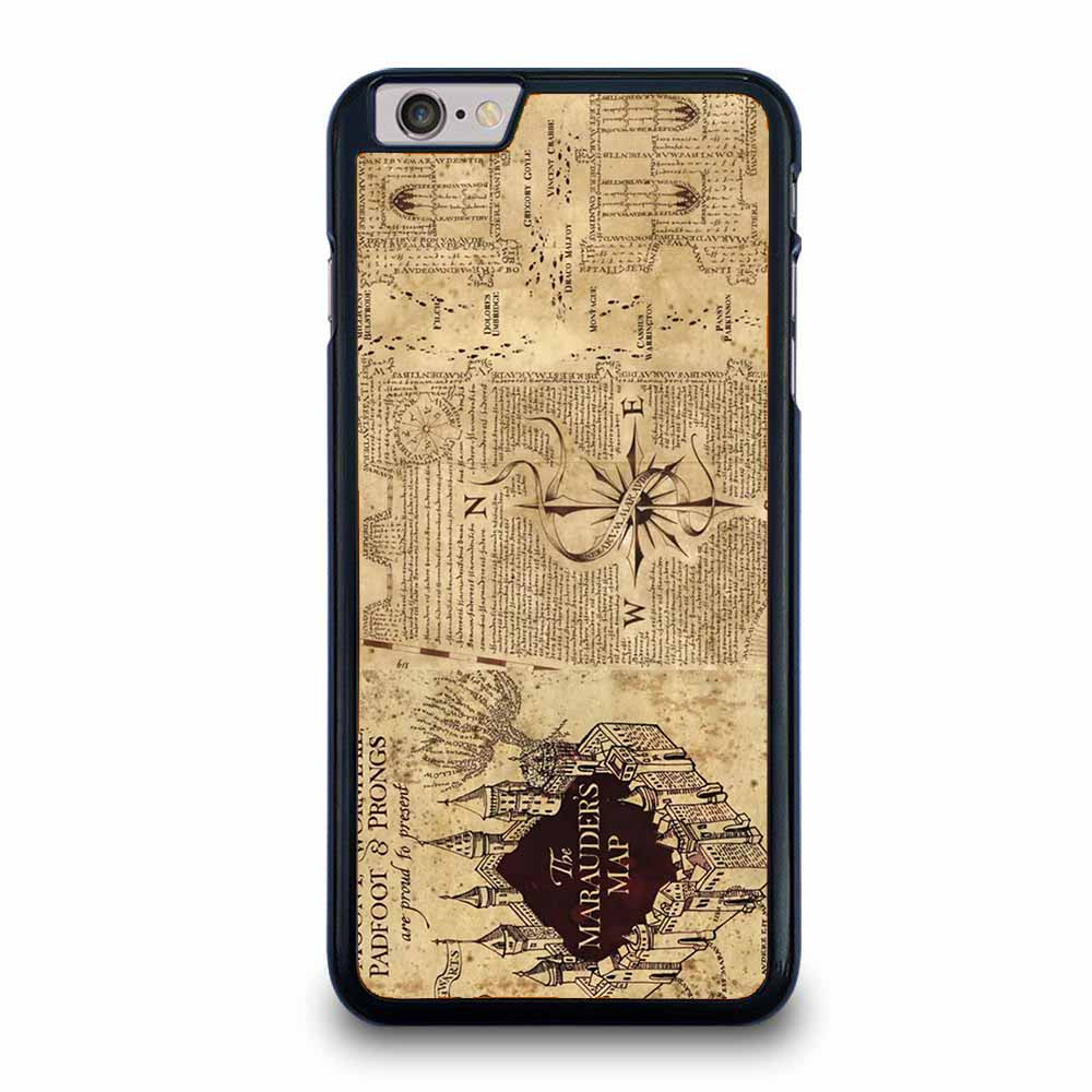 HARRY POTTER MAP iPhone 6 / 6S case