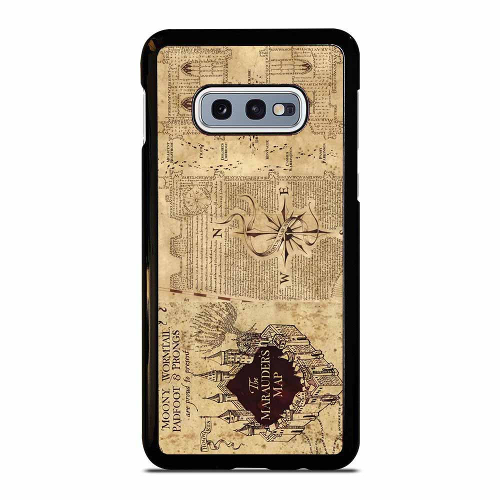 HARRY POTTER MAP Samsung Galaxy S10E case