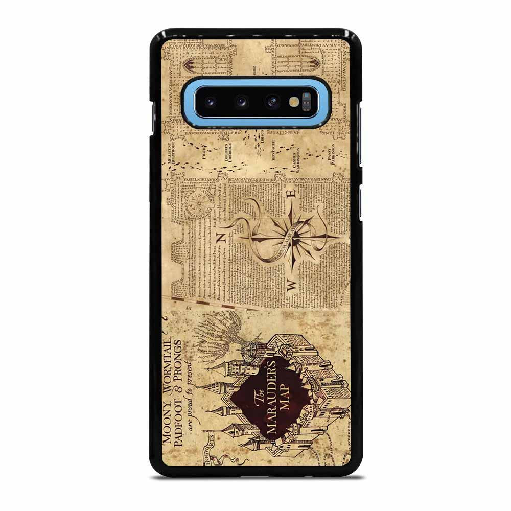 HARRY POTTER MAP Samsung Galaxy S10 Plus case