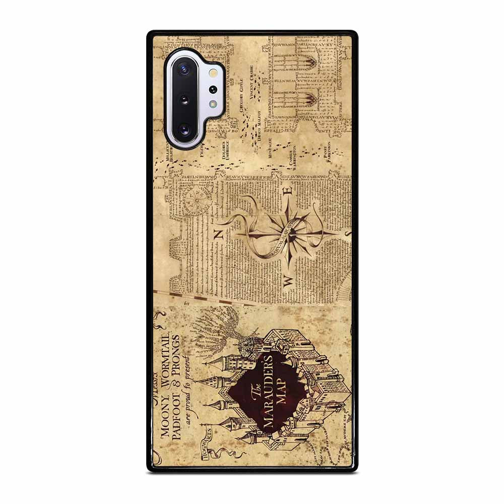 HARRY POTTER MAP Samsung Galaxy Note 10 Plus case