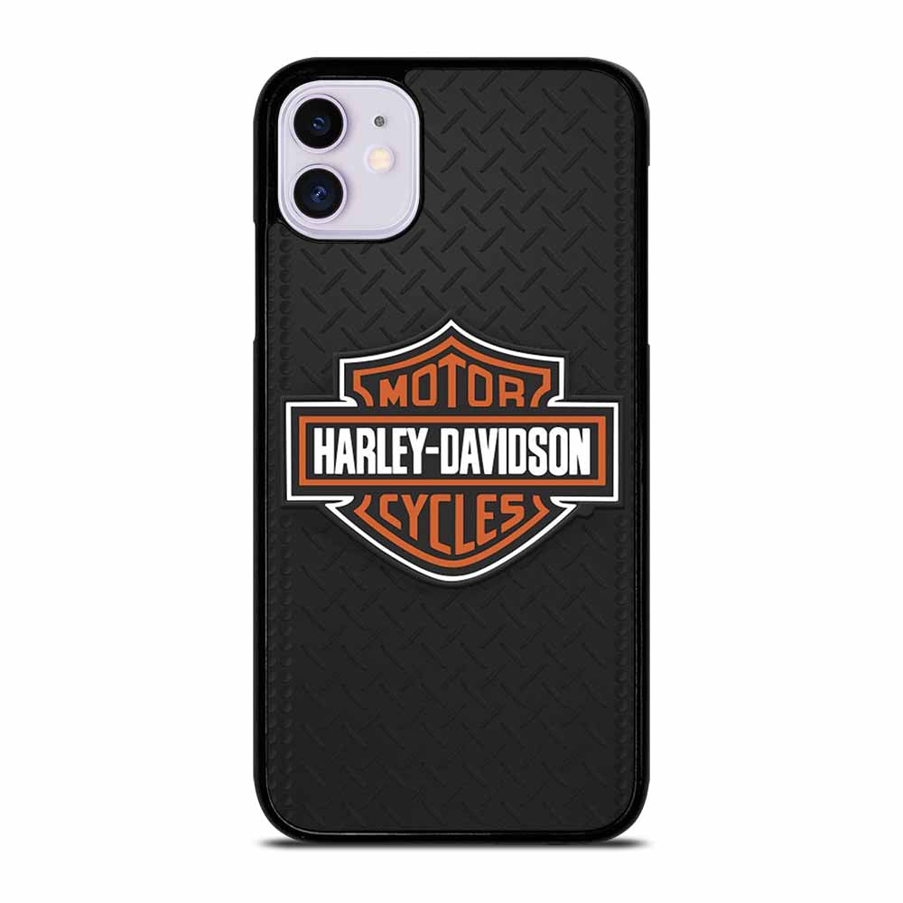 HERLEY DAVIDSON MOTORCYCLES iPhone 11 Case