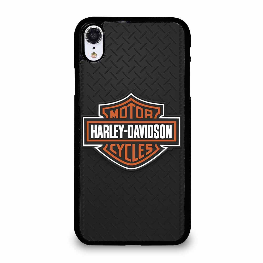 HERLEY DAVIDSON MOTORCYCLES iPhone XR Case