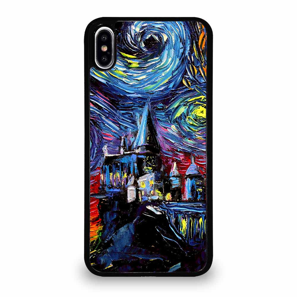 HOGWARTS CASTLE iPhone XS Max Case