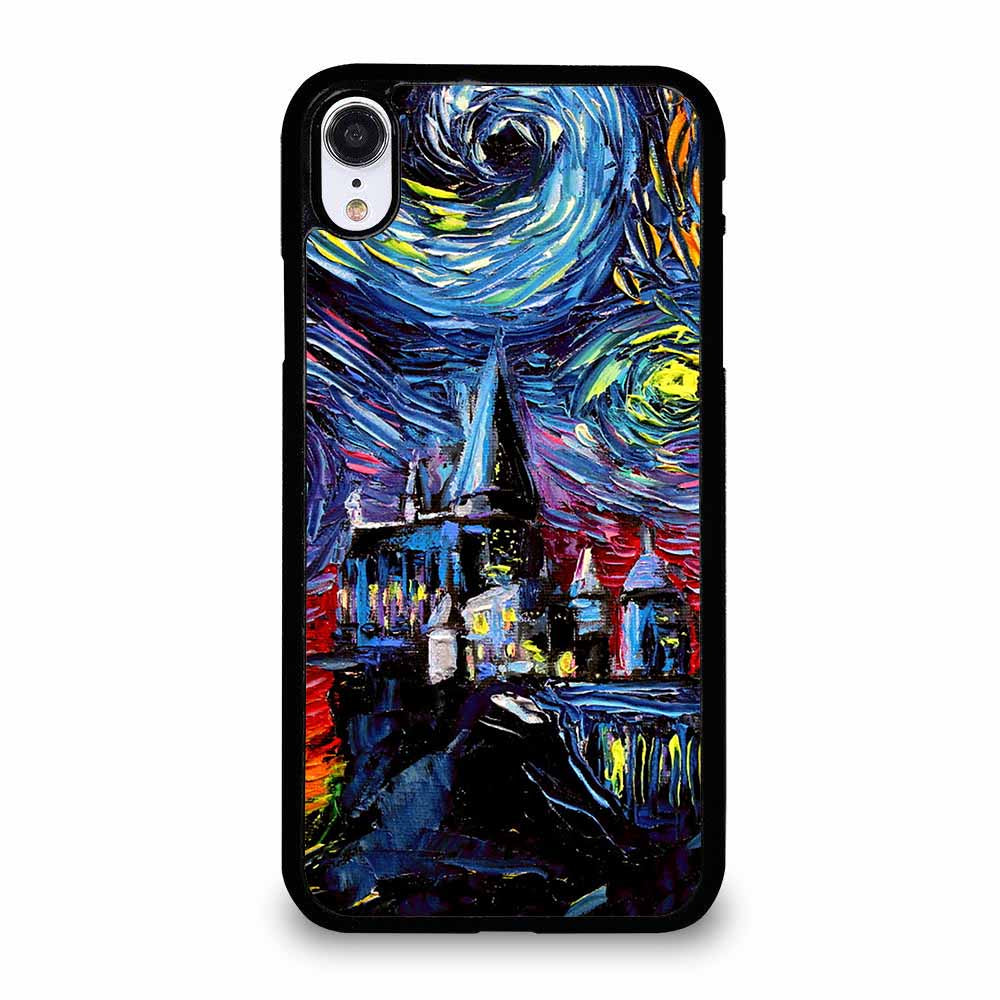 HOGWARTS CASTLE iPhone XR Case