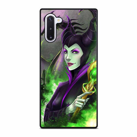 HOT DISNEY MALEFICENT Samsung Galaxy Note 10 case