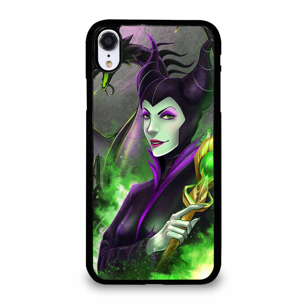 HOT DISNEY MALEFICENT iPhone XR Case